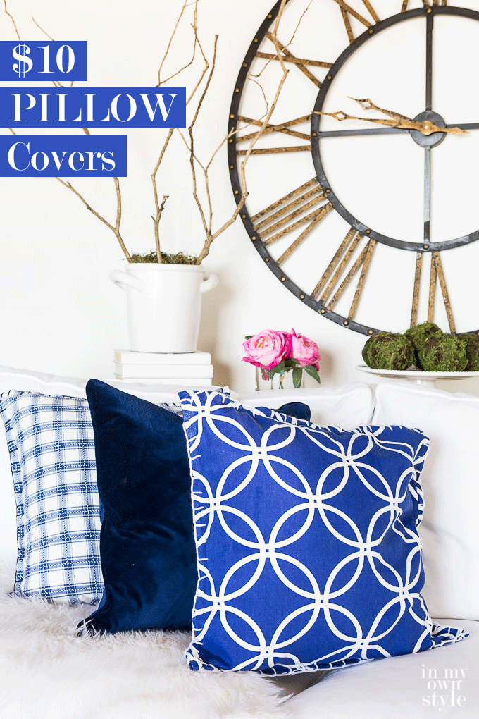 How To Make Inexpensive Pillows And Pillow Covers That Are Best Inexpensive Pillow Covers