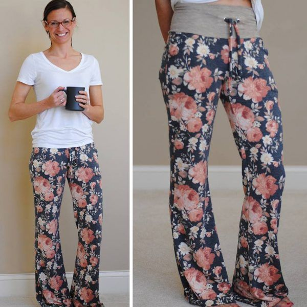 Portlander Pants Pants Sewing Pattern Pants Pattern Sewing Dresses