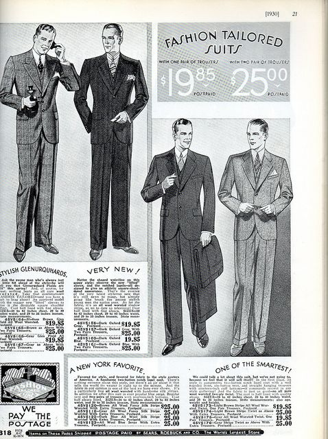 Mens 1930 S Fashion With Images 1930s Fashion Vintage Fashion