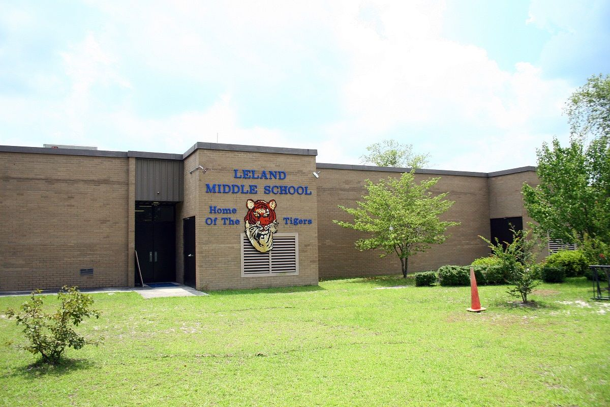 Leland Middle School Planting the Seed for Higher