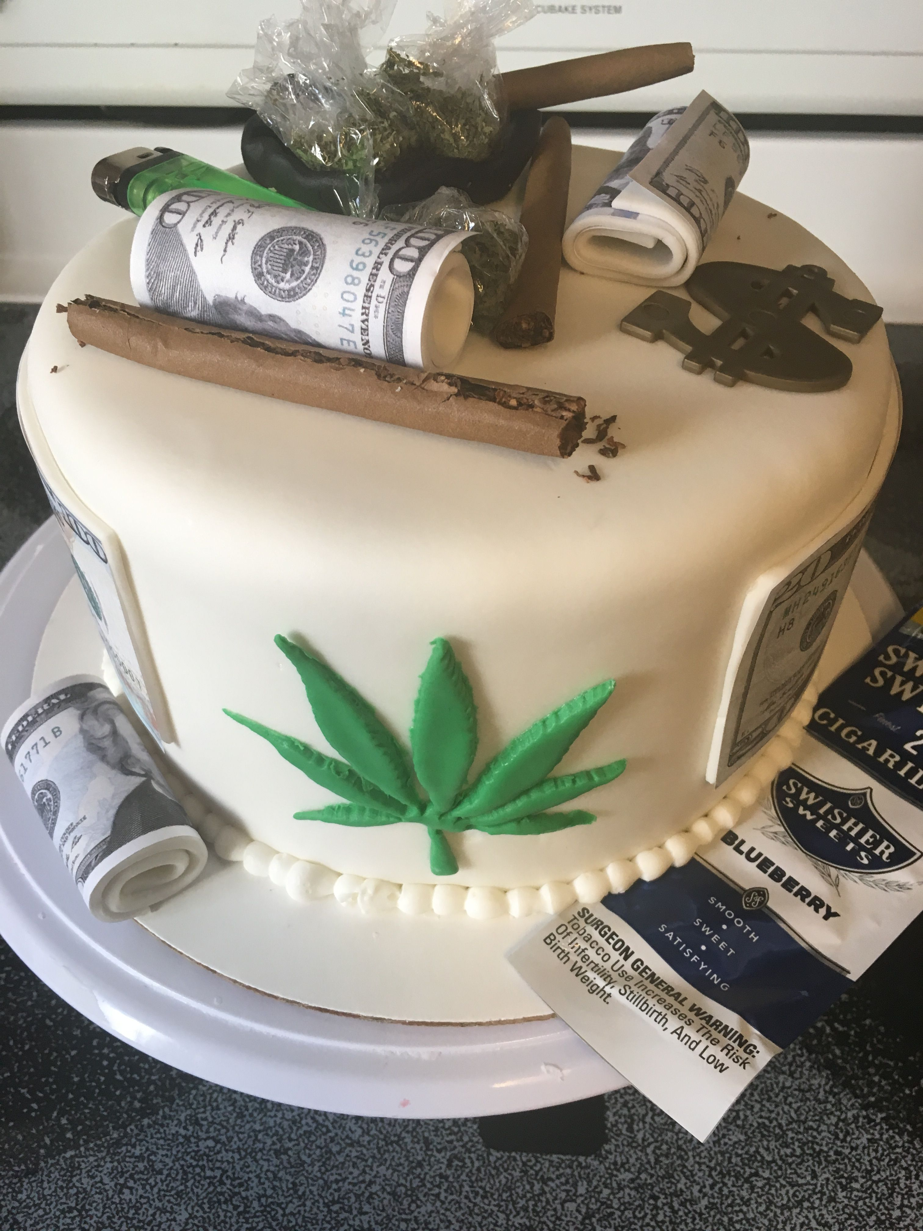 Boyfriend Ideas Weed Cake
