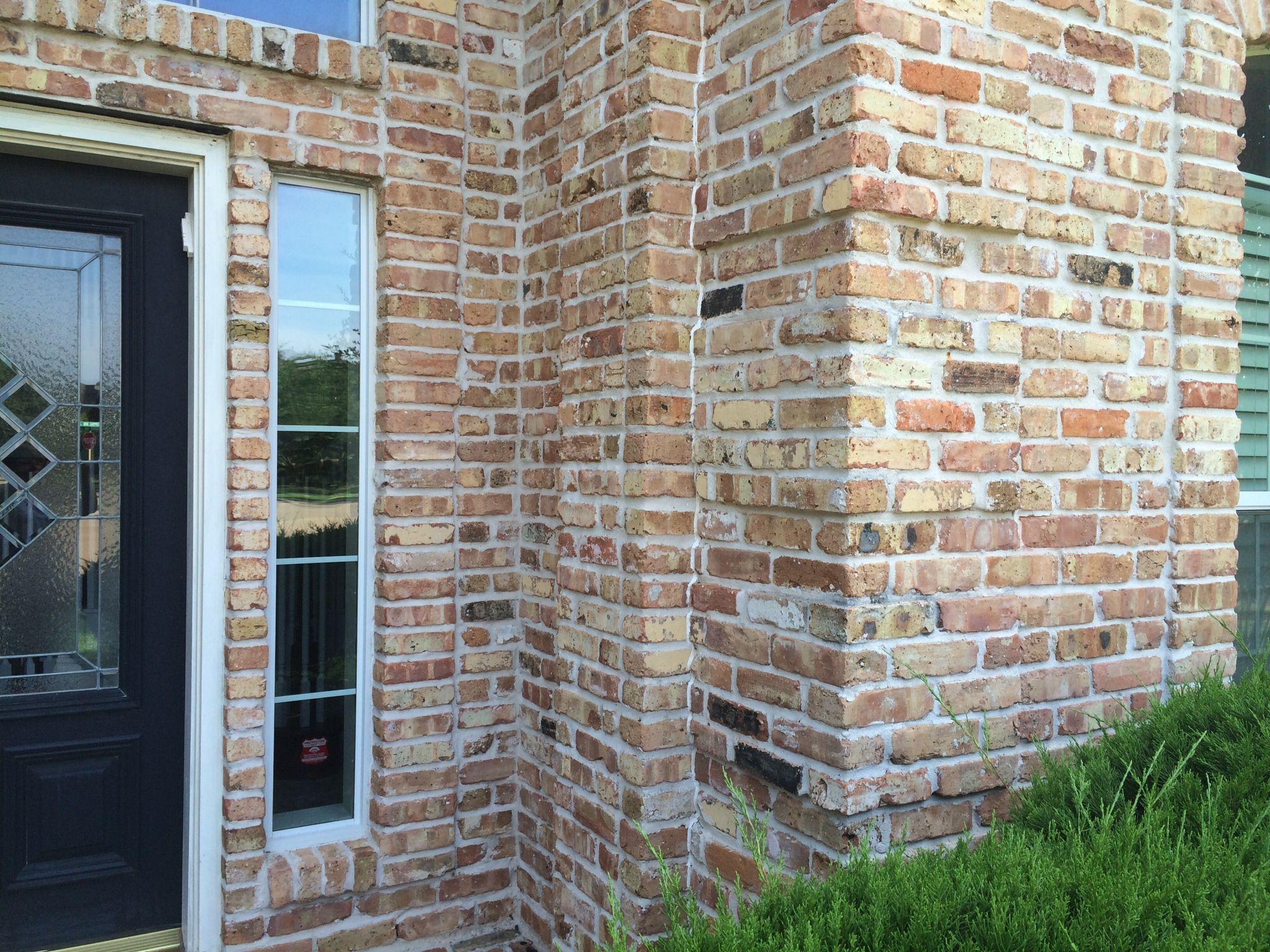 Exterior Paint Ideas With Chicago Antique Brick
