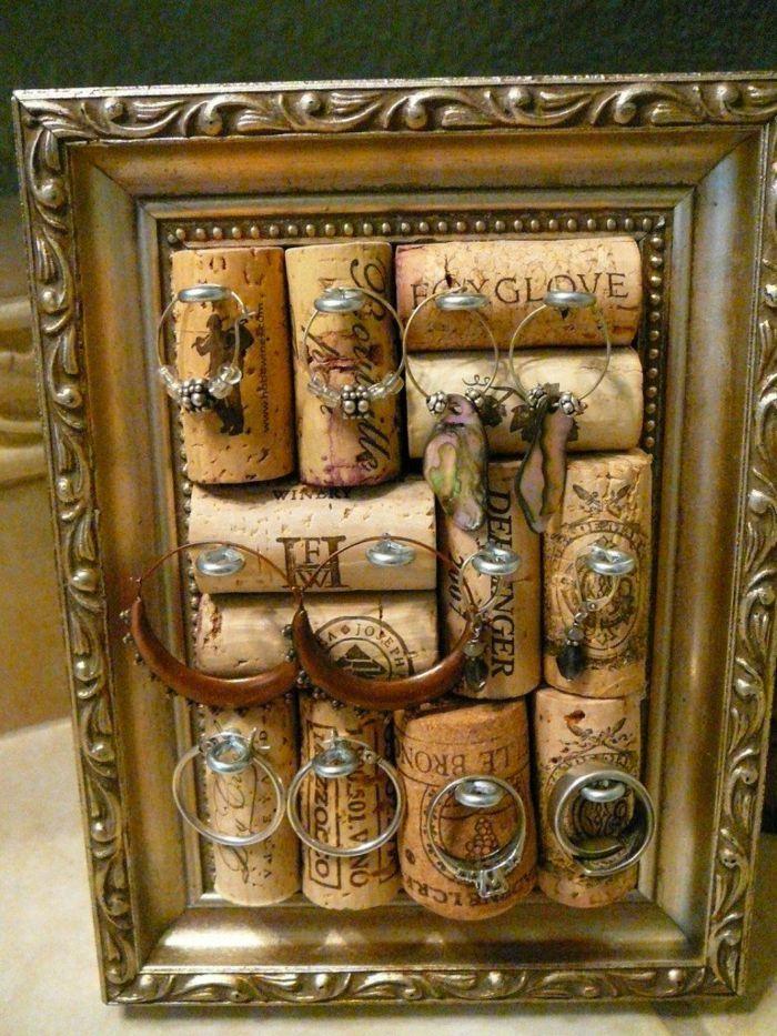 Pfiffige Bastelideen mit Korken für Ihr stilvolles Zuhause | Korken ...
