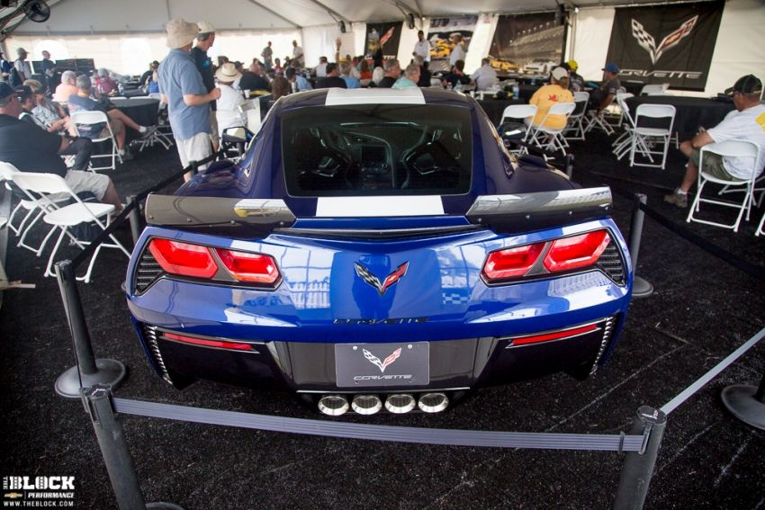 First U.S. Viewing 2017 Corvette Grand Sport at Sebring