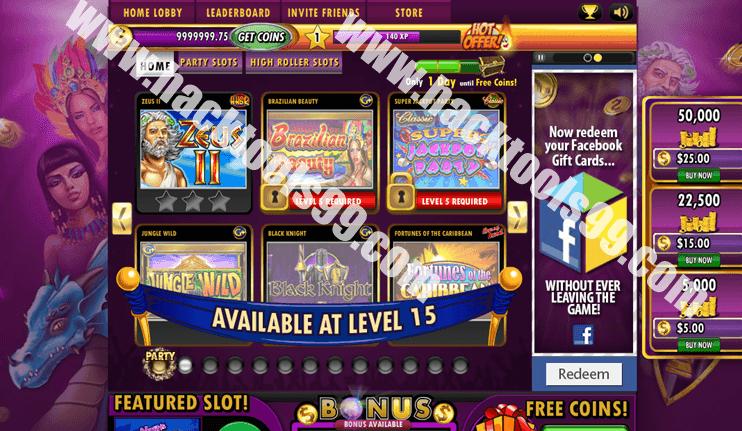 Jackpot party casino slots hack tool www party poker com free