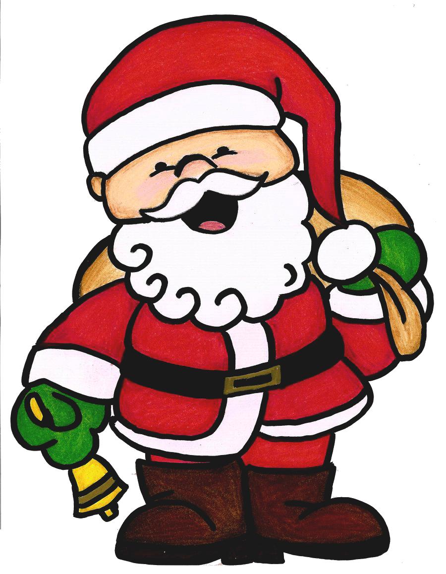 Papai Noel Colorido Papai Noel Noel Papai Noel Png