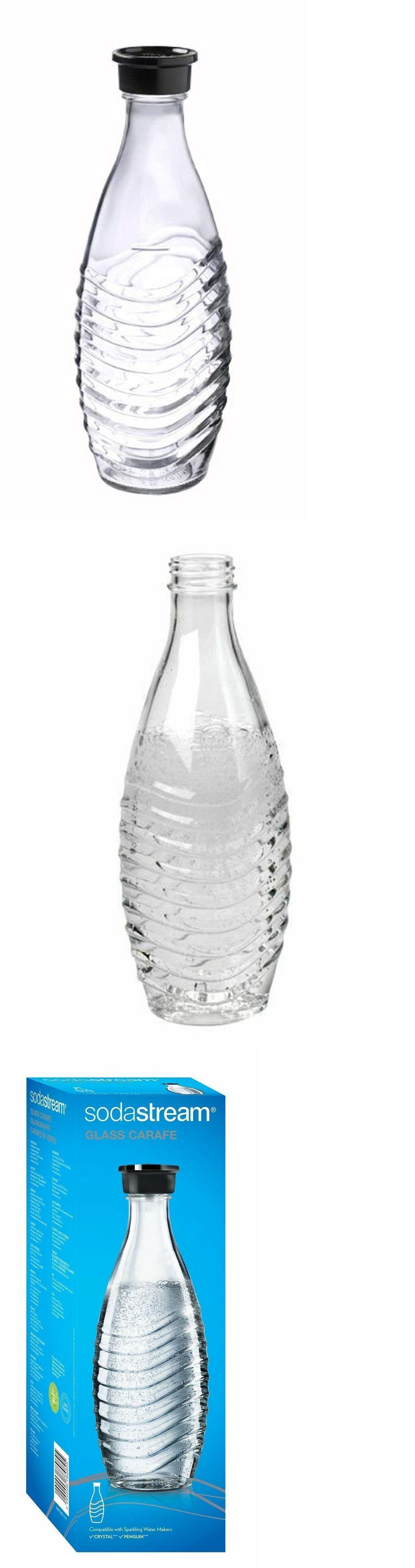 SodaStream 620-mL Glass Carafe