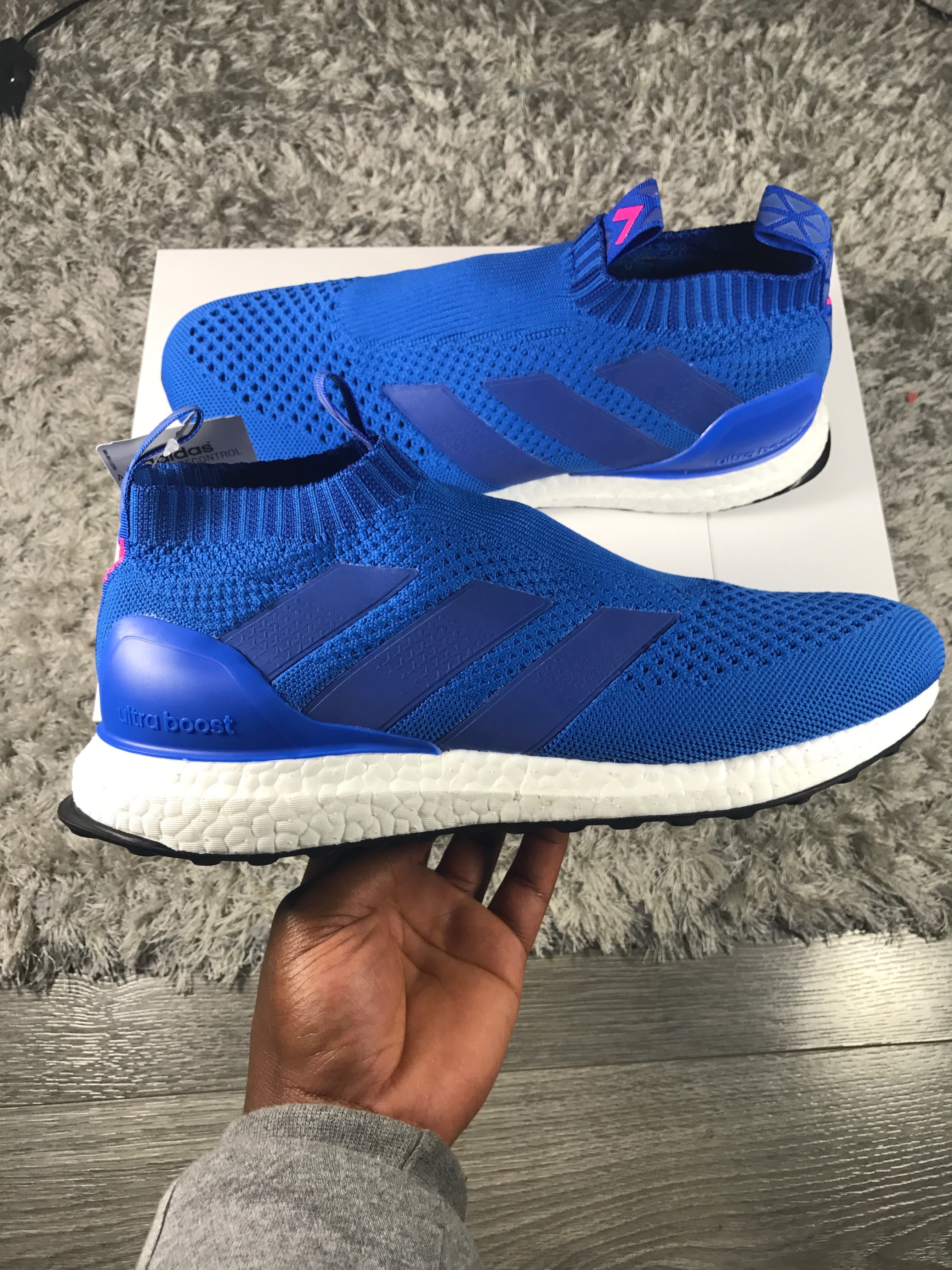 Adidas Ace 17 Purecontrol Ultra Boost Get This Now On Our Site Calzas Tenis Ropa