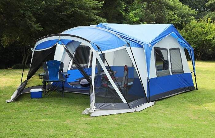 20 Best Family Tents With Screen Room For 2021 Best Family Tent Family Tent Camping Family Tent