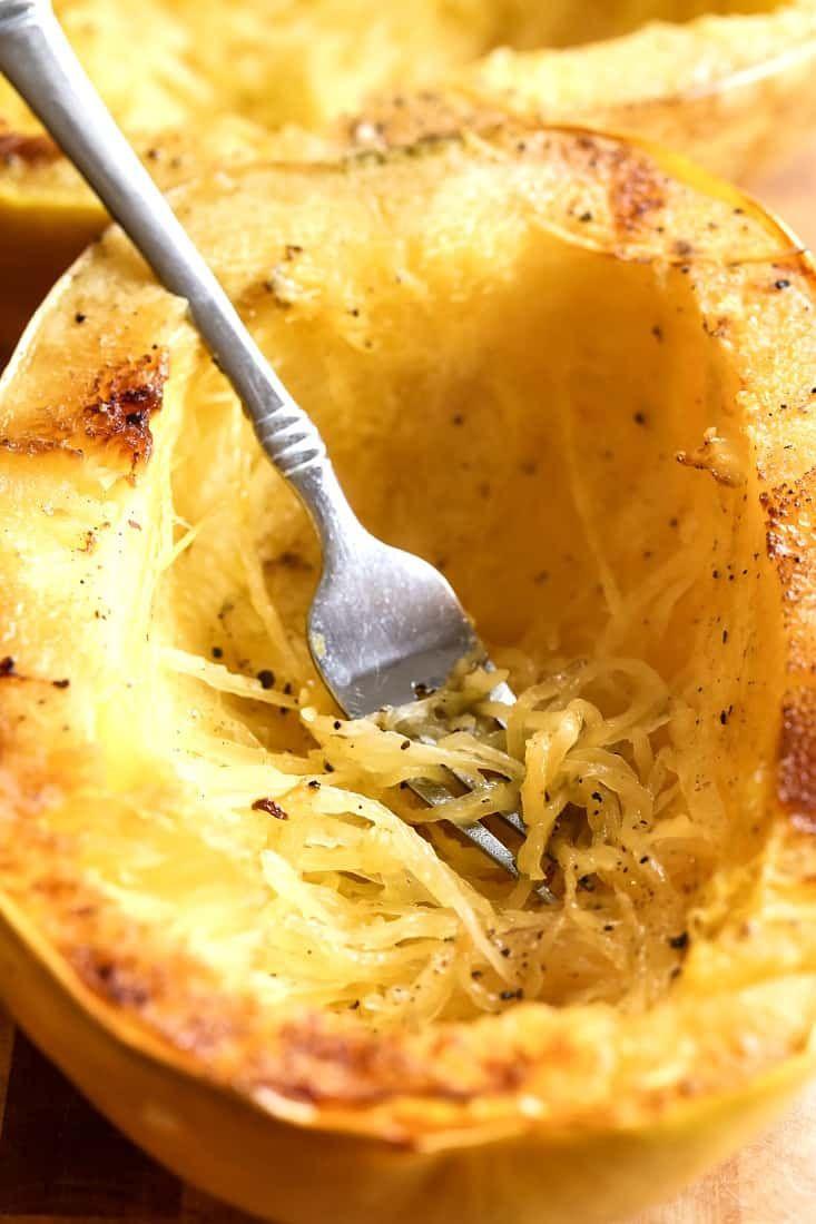 I'll show you How To Cook Spaghetti Squash will show you how to cook spaghetti squash!