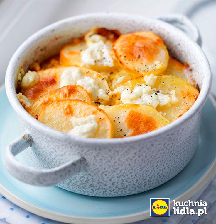 Zapiekanka Ziemniaczana Z Cukinia I Oliwkami Przepis Recipe No Cook Meals Food Recipes