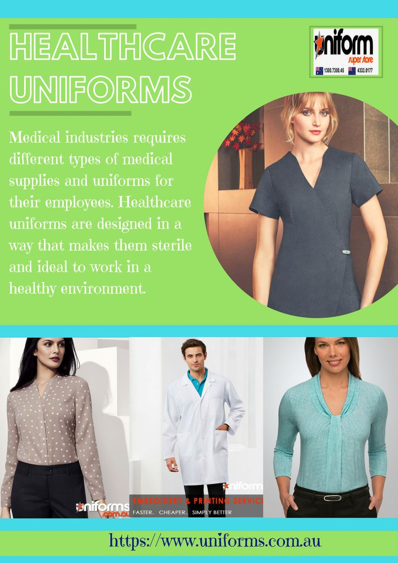 Buy Discounted Health Care Uniforms Online in Australia