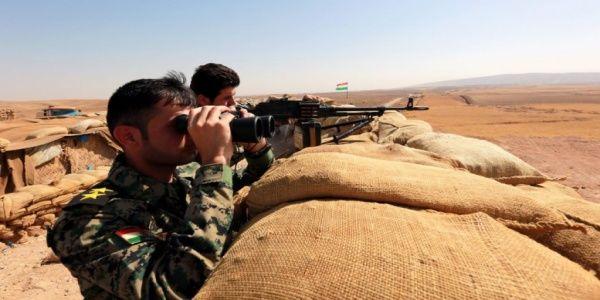 Κουρδικός εμφύλιος: Σύγκρουση ΡΚΚ με τους συμμάχους της Άγκυρας Κούρδους του Μπαρτζανί