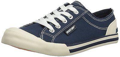 Rocket Dog Jazzin, Damen Sneakers, Blau (Navy B02), 36 EU (3 Damen UK)