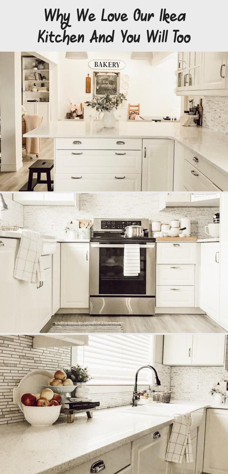 Why We Love Our Ikea Kitchen And You Will Too | Ikea kitchen ...