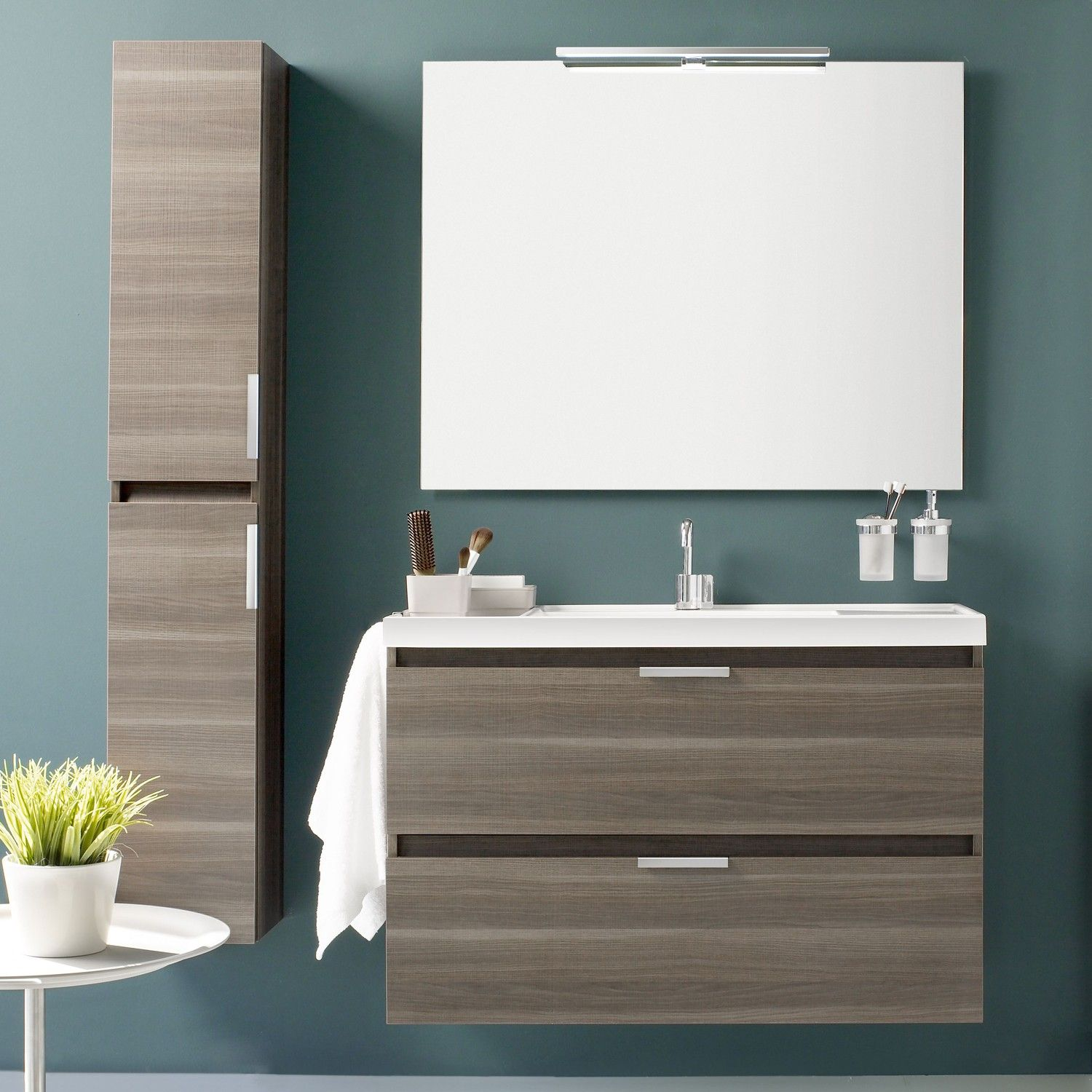 The Large, 39-Inch, B-Box 2 Drawer Vanity Cabinet Offers