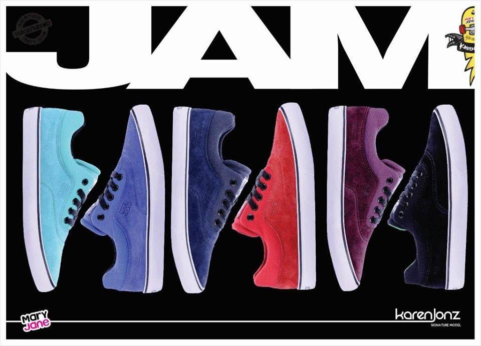 JAM - Karen Jonz skate Pinterest - www roller de k chen