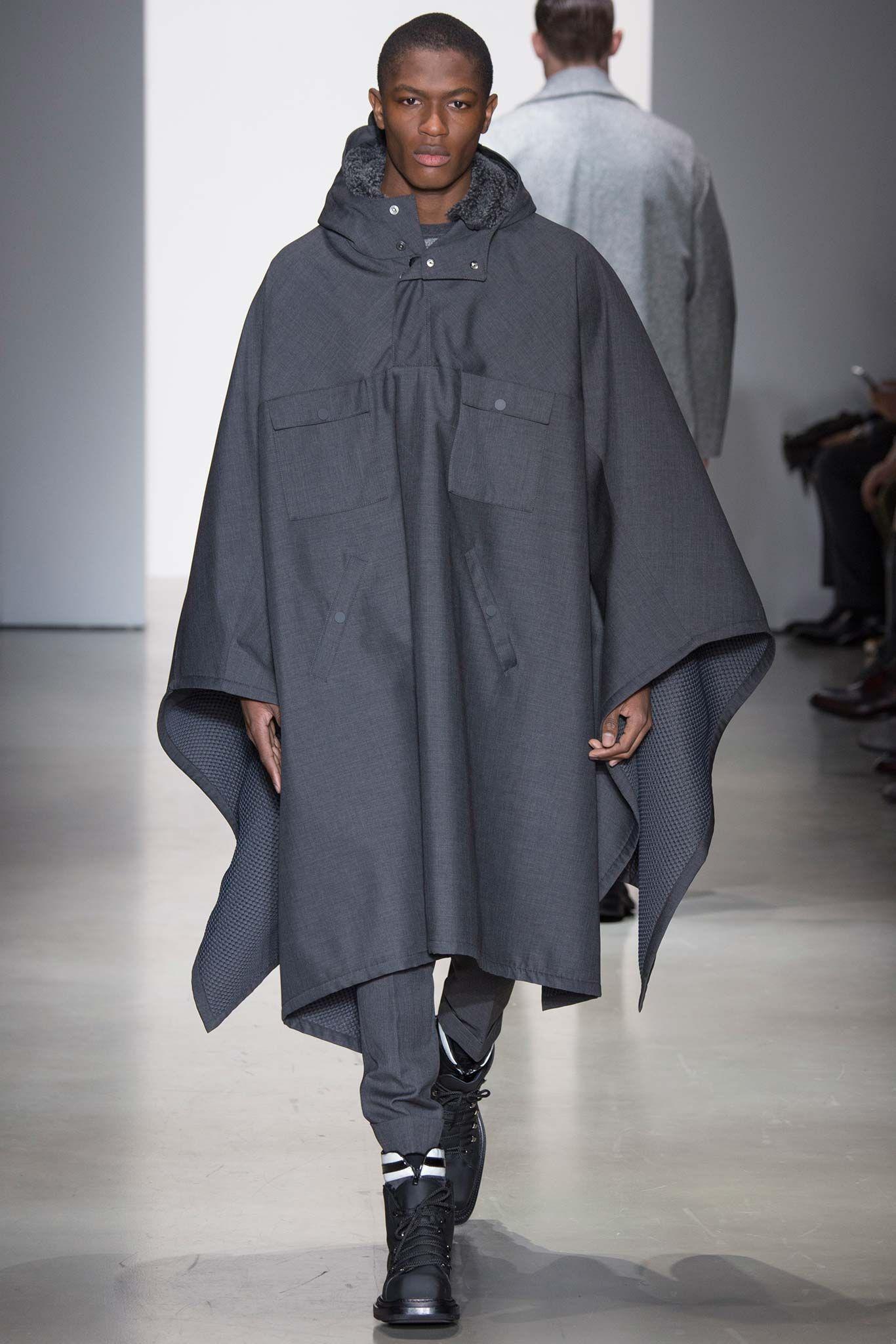 Calvin Klein Collection Fall 2015 Menswear Collection