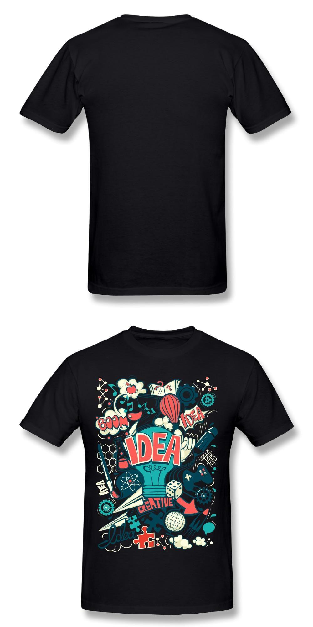 5509bddc Men T Shirt 3D Men Fashion T-shirt Idea Streetwear Tshirt Men Funny T  Shirts Mens Shirts Clothing