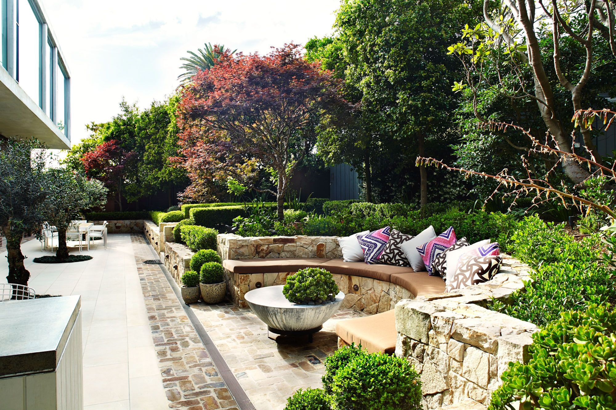 Garden Design Mosman Outdoor Establishments Traditional Garden Design Landscape Design Traditional Landscape