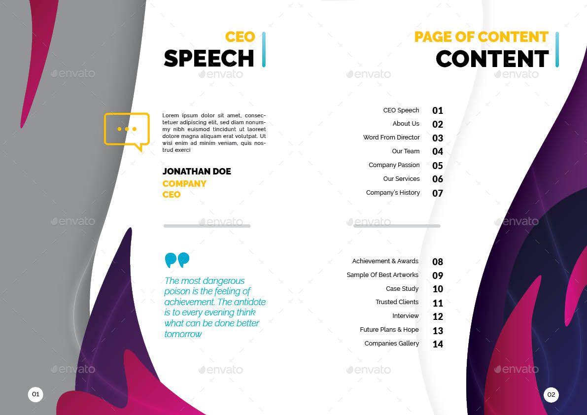 Company Profile Ad Company Spon Profile