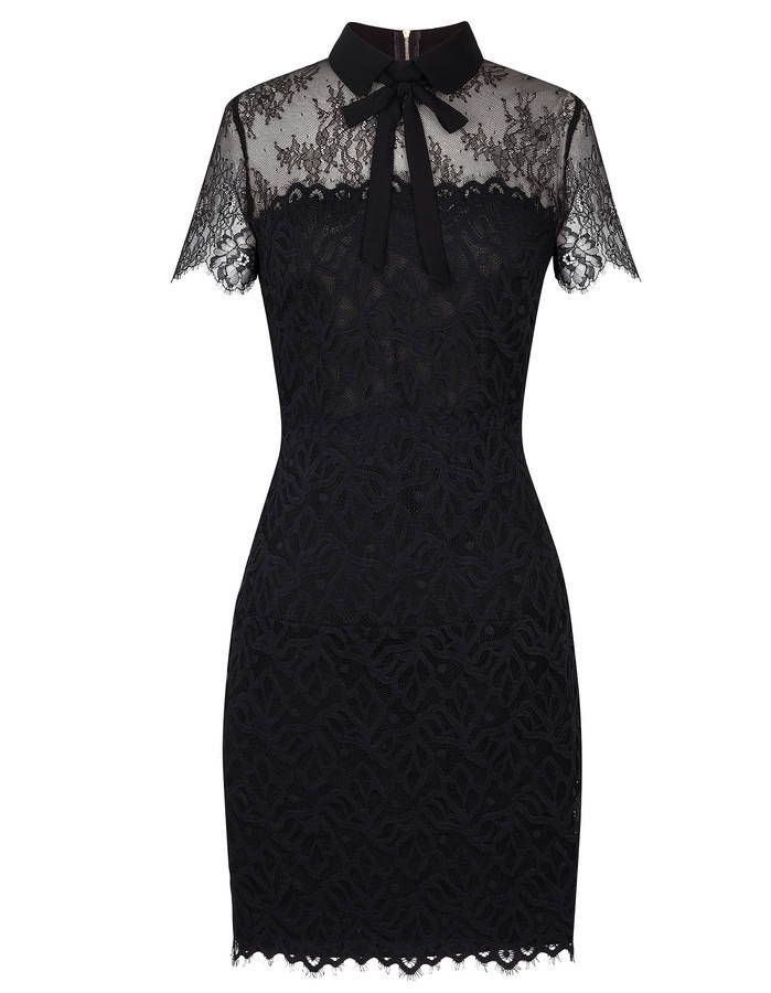 Petite robe noire sandro