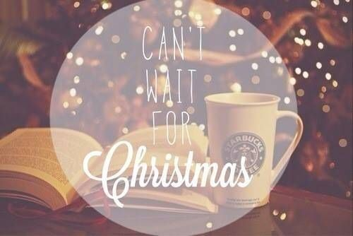 Can't wait for Christmas, ♥♥