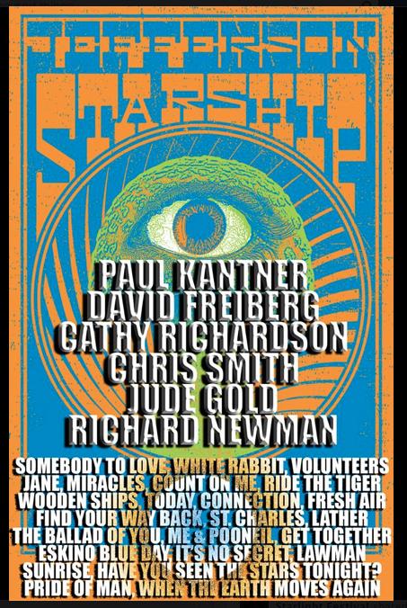 #JeffersonStarship in #concert at the #StarlightFestival on May 24, 2014 in #BigBear