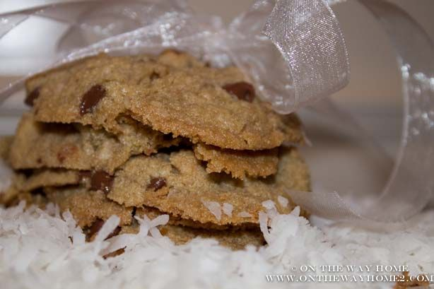 Chocolate Chip Coconut Cookies (Gluten Free)