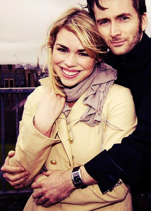 Confirmed! David Tennant and Billie Piper are coming back ...