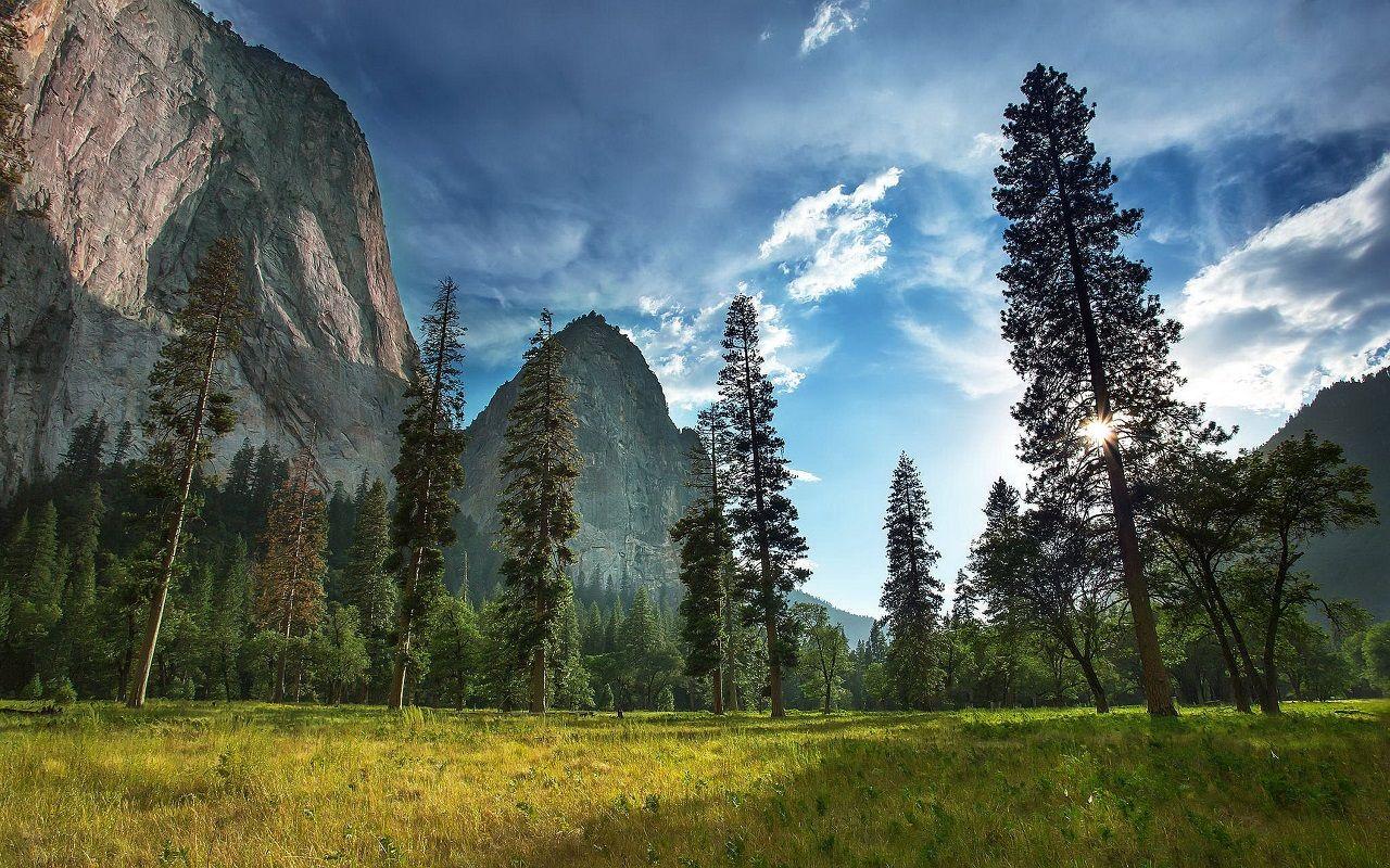 Yosemite National Park Wallpapers, Images, Photos, Pictures & Pics #yosemitenationalpark #wallpapers