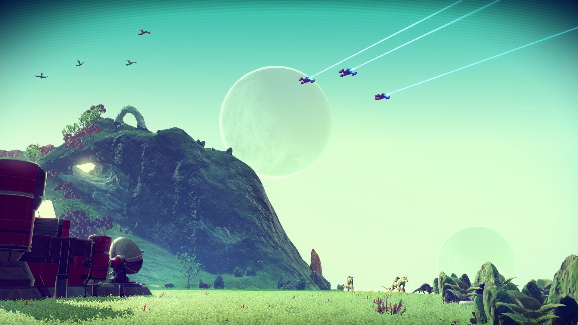 Pictures for Desktop: no mans sky picture, Eartha Sheldon 2017-03-26