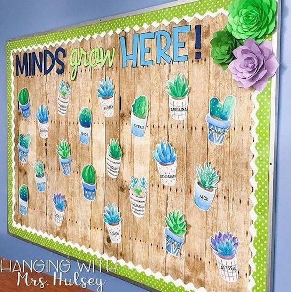 22 Super Sharp Cactus Classroom Theme Ideas images