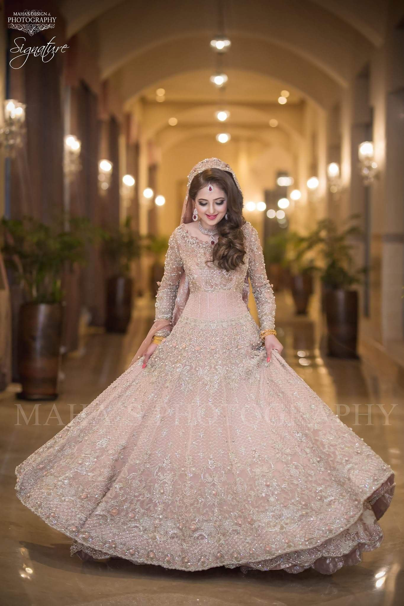 Pakistani bride (With images) Pakistani bridal dresses