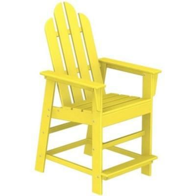 Cozy Days   Lifeguard Chair, Recycled Plastic Adirondack, Maintenance Free.