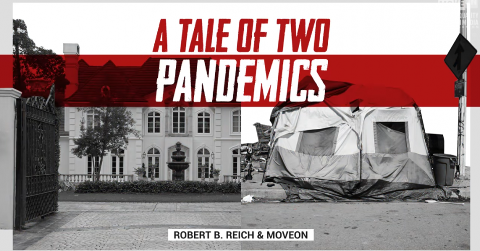 A Tale of Two Pandemics in 2020 Tales, Milwaukee county