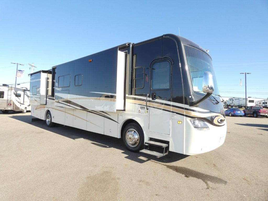 Used 2012 Coachmen Rv Sportscoach Cross Country 405qs Photo Coachmen Rv Cross Country North Canton