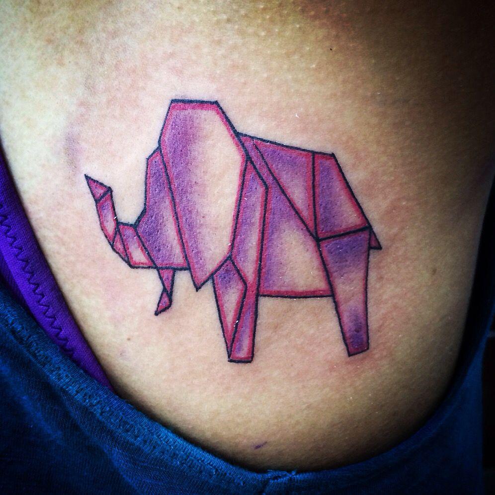 Origami elephant tattoo diseo original satokai tatuador origami elephant tattoo diseo original satokai tatuador iamraptor en gallonegrotatuador jeuxipadfo Choice Image