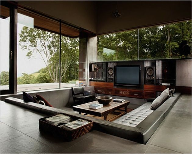 Best 25+ Sunken living room ideas on Pinterest