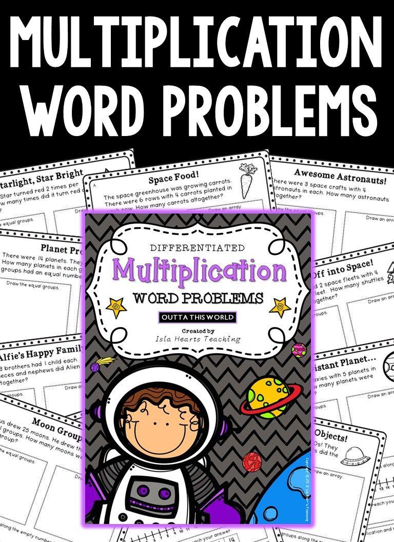 Multiplication Word Problems Multiplication Word Problems Word Problems Multiplication [ 1056 x 768 Pixel ]