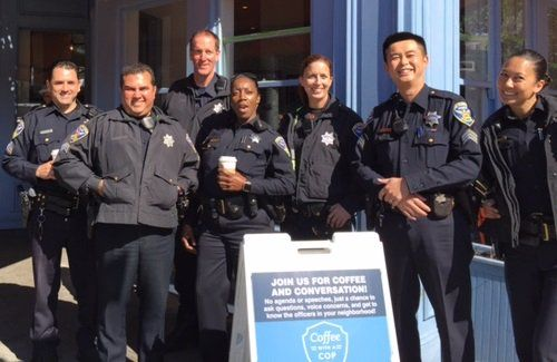 "SFPD NorthernStation on Twitter: ""Thanks for joining us for a cup of coffee this morning! https://t.co/f3mqizyfOW"""