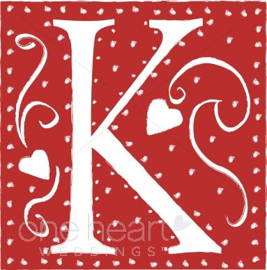 Letter K | Red Letter K Clipart | K Is For   | Pinterest | My