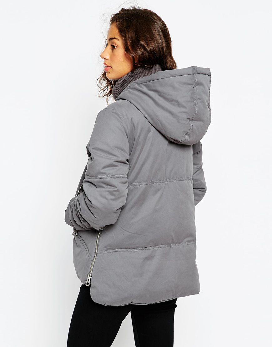 Image 2 ofASOS Padded Jacket