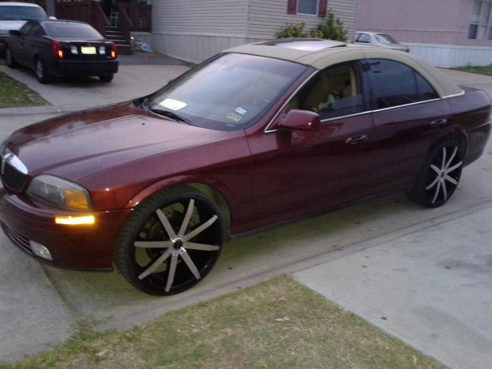 02 Lincoln Ls 22 Lincoln Ls Lincoln Bmw Car