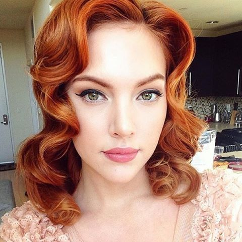 Hair And Brow Perfect Inspiring Beauty And Makeup! | All Things Ginger | Pinterest | Brows Soft ...