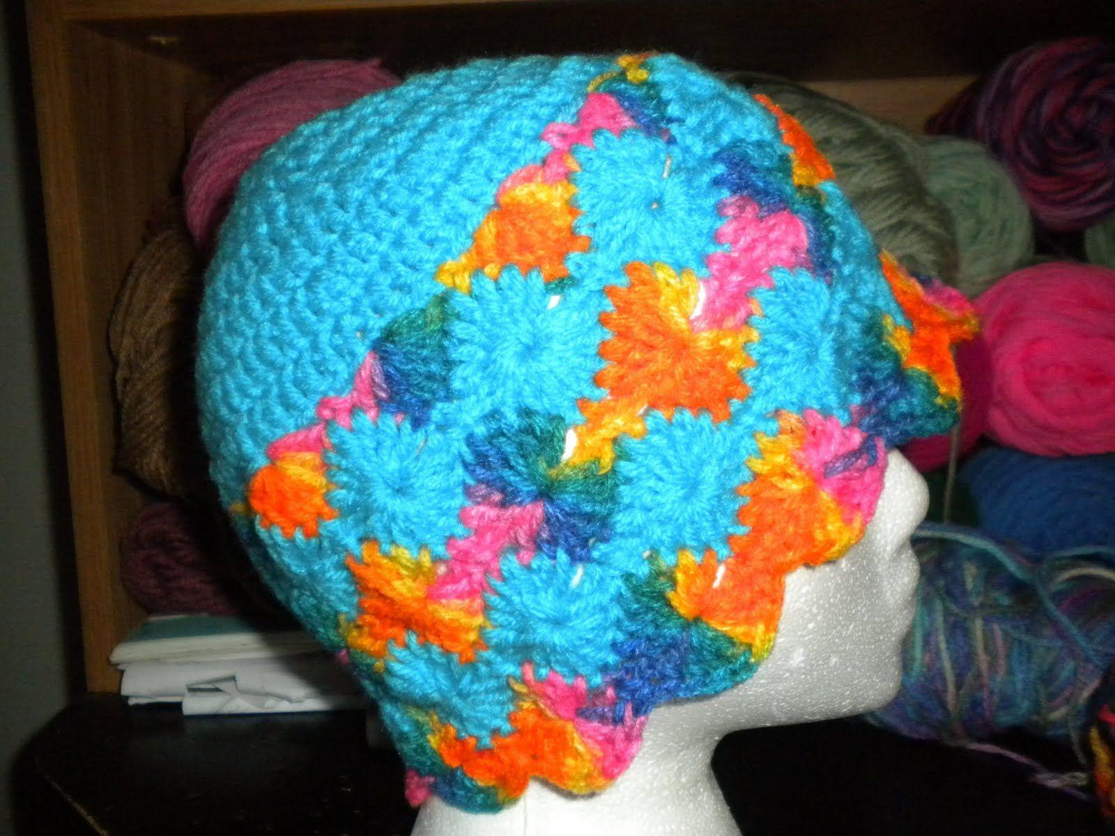 Catherine Wheel Hat