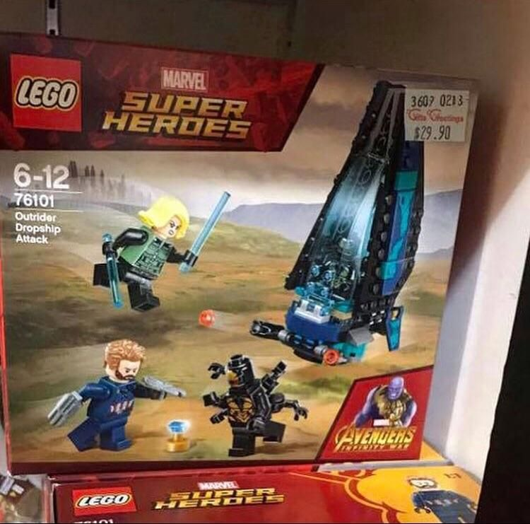 New Avengers Infinity War Lego Set Lego Marvel Lego Marvel Super Heroes New Avengers