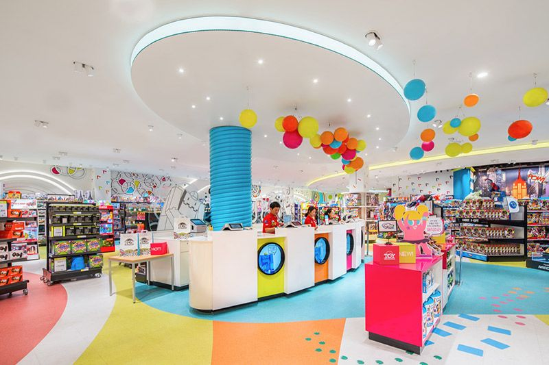 Toy Store Interior Design Ideas - home decor photos gallery