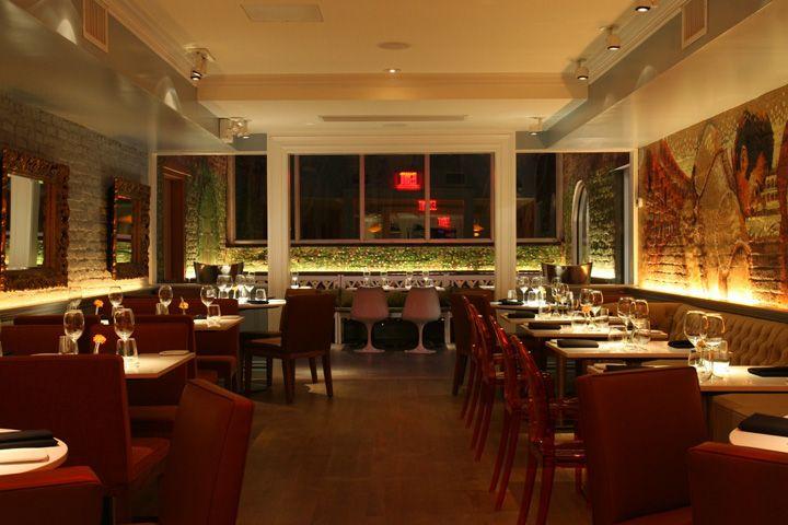 Gastroarte Restaurant By Garrett Singer Architecture Design New York Retail Design Blog Retail Design Design Bar Cafe Design
