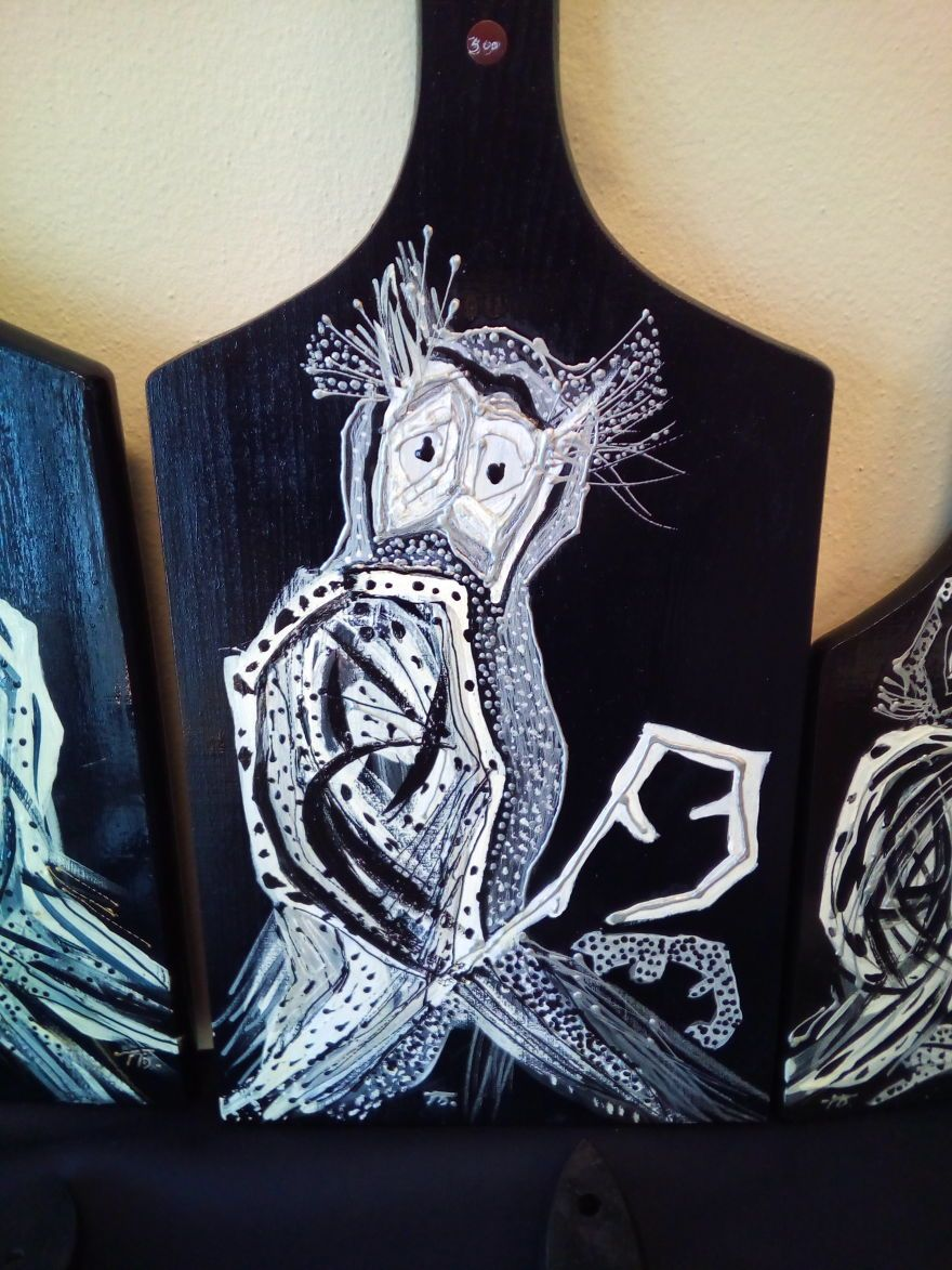 Owls In Gallery Sonja Bikic Owls Drawing Owl Gallery